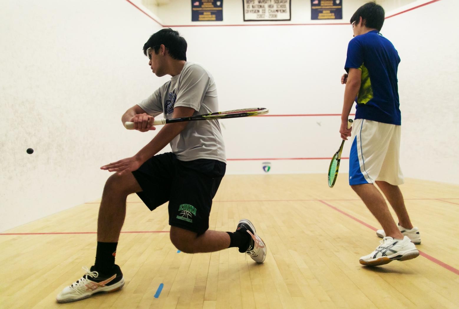 Quality Sport Programs : Squash
