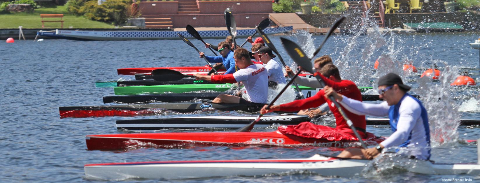 Quality Sport Programs : Canoe & Kayak (sprint)