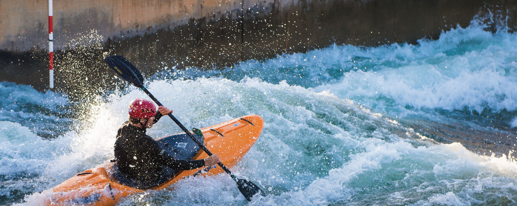 Quality Sport Programs : Canoe & Kayak (whitewater)