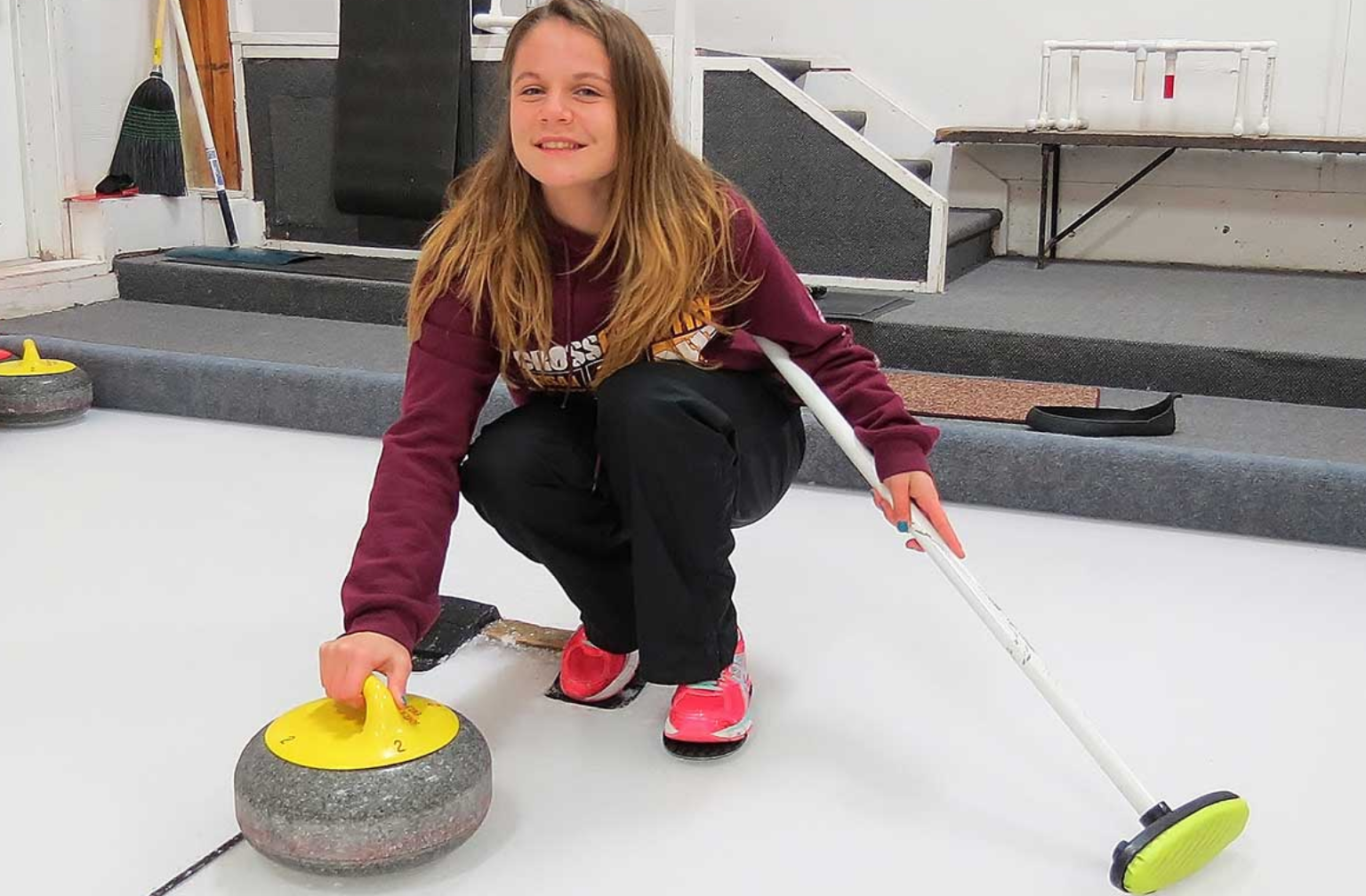 Quality Sport Programs : Curling
