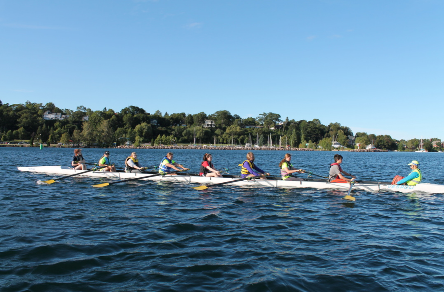 Quality Sport Programs : Rowing